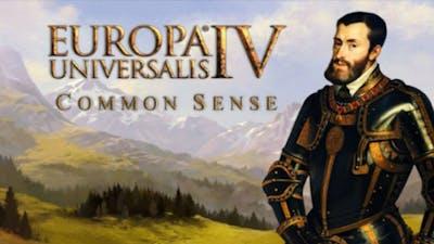Europa Universalis IV: Common Sense DLC