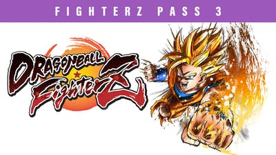 DRAGON BALL FIGHTERZ - FighterZ Pass 3 - DLC