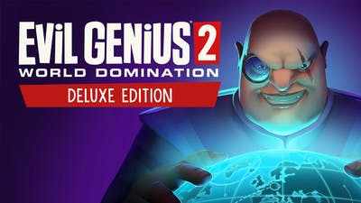 Evil Genius 2: World Domination Deluxe Edition
