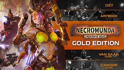 Necromunda : Underhive Wars – Gold Edition