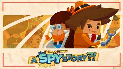 Holy Potatoes! A Spy Story?!