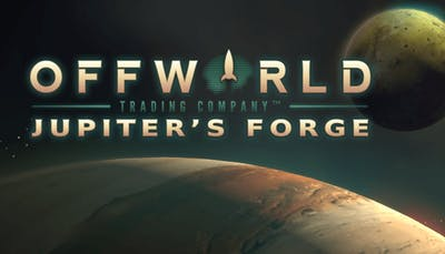 Offworld Trading Company: Jupiter's Forge Expansion Pack - DLC