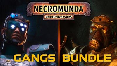 Necromunda : Underhive Wars – Gangs Bundle - DLC