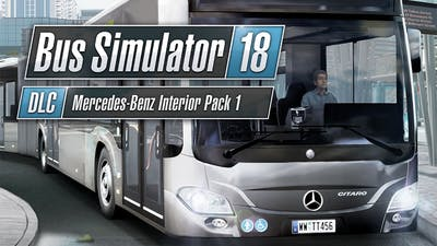 Bus Simulator 18 - Mercedes-Benz Interior Pack 1 - DLC