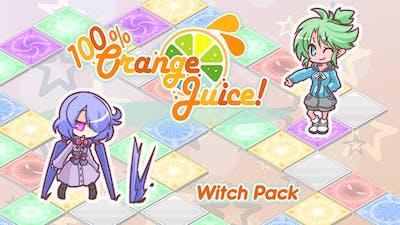 100% Orange Juice - Witch Pack - DLC