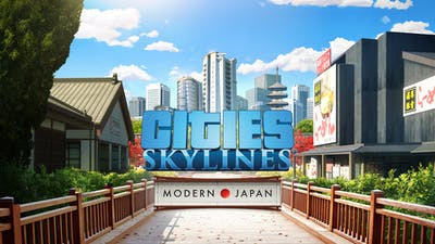Cities: Skylines - Content Creator Pack: Modern Japan - DLC