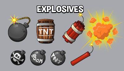 Explosives Pack