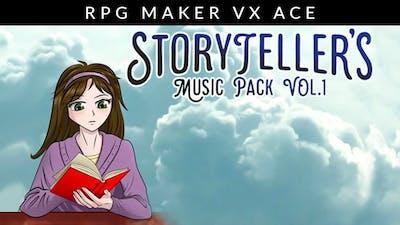 RPG Maker VX Ace - Storytellers Music Pack Vol.1 - DLC