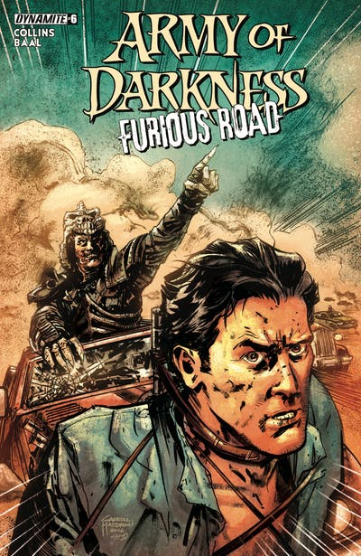 Army of Darkness Furious Road #6