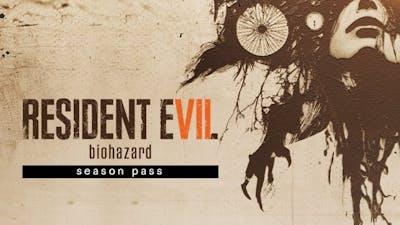 Resident Evil 7 Biohazard - Season Pass DLC