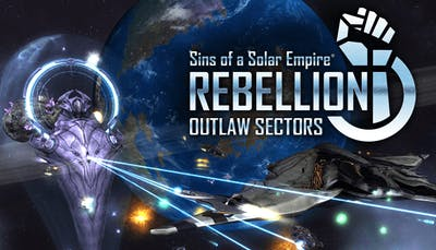 Sins of a Solar Empire: Rebellion - Outlaw Sectors DLC