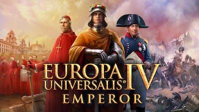 Europa Universalis IV: Emperor - DLC
