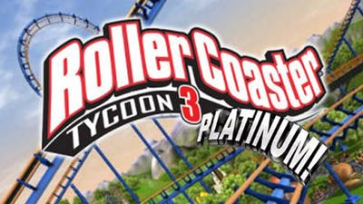 RollerCoaster Tycoon 3 Platinum | Mac Steam Game | Fanatical