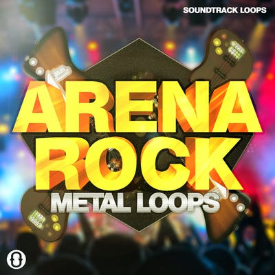 Arena Rock Metal Loops
