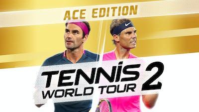 Tennis World Tour 2 - Ace Edition