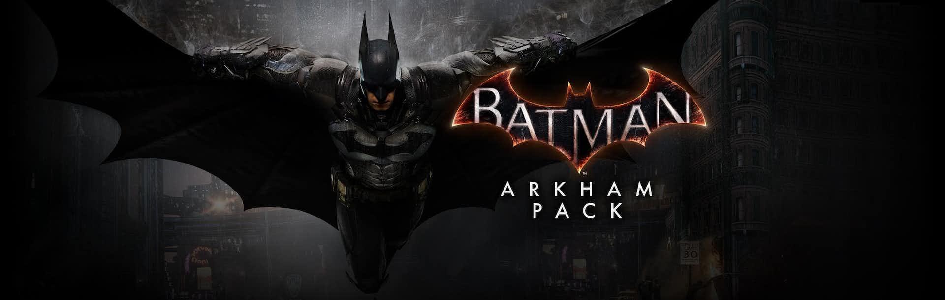 Batman Arkham Pack Complet à 9,99€ ! (PC) 2