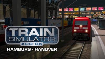 Train Simulator: Hamburg-Hanover Route Add-On - DLC