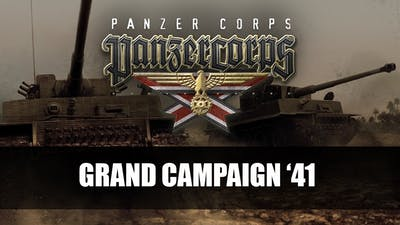 Panzer Corps Grand Campaign '41 DLC