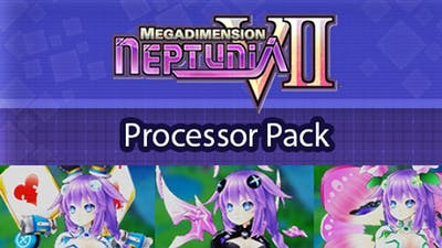 Megadimension Neptunia VII Processor Pack DLC