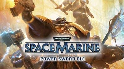 Warhammer 40,000: Space Marine - Power Sword DLC