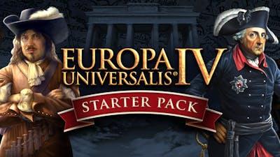 Europa Universalis IV: Starter Pack