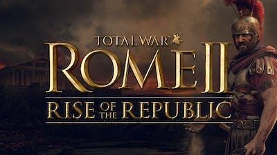 Total War: ROME II - Rise of the Republic - DLC