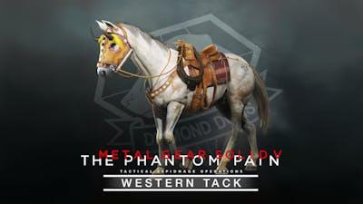 METAL GEAR SOLID V: THE PHANTOM PAIN - Western Tack - DLC