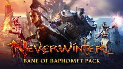 Neverwinter: Bane of Baphomet Pack (redeem in Arc client)