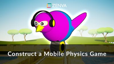 Construct a Mobile Physics Game