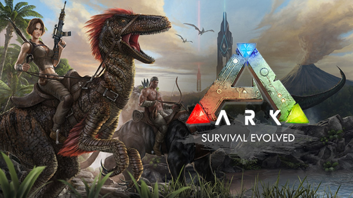 ARK: Survival Evolved | Linux Mac PC Steam Game | Fanatical