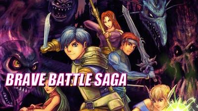 Brave Battle Saga - The Legend of The Magic Warrior