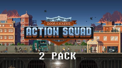 DOOR KICKERS: ACTION SQUAD - TWO PACK