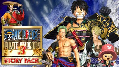 One Piece Pirate Warriors 3 Story Pack DLC