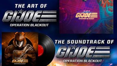G.I. Joe: Operation Blackout - Digital Art Book and Soundtrack - DLC
