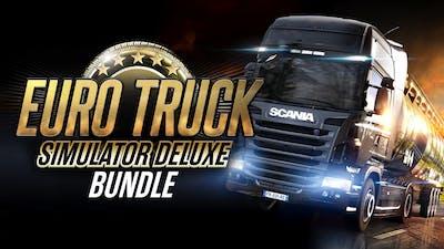 Euro Truck Simulator 2 - Deluxe Bundle