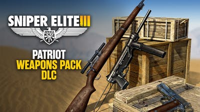 Sniper Elite 3 - Patriot Weapons Pack DLC
