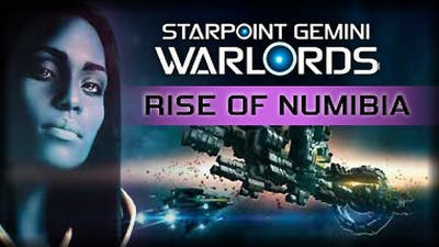 Starpoint Gemini Warlords: Rise of Numibia DLC