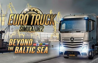 Euro Truck Simulator 2 - Beyond the Baltic Sea - DLC