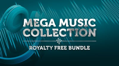 Mega Music Collection Royalty Free Bundle