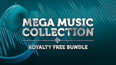 Mega Music Collection Royalty Free Bundle