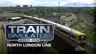 Train Simulator: North London Line Route Add-On - DLC