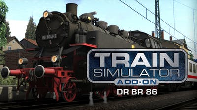 Train Simulator: DR BR 86 Loco Add-On - DLC