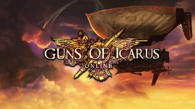Guns of Icarus Online 4-Pack | Steam Game Bundle | Fanatical