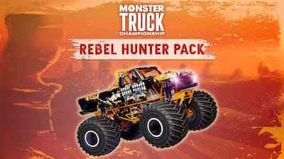 Monster Truck Championship - Rebel Hunter Pack - DLC