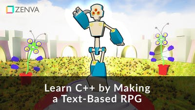 Learn C++ by Making a Text-Based RPG