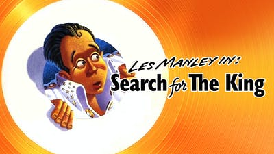Les Manley in: Search for the King