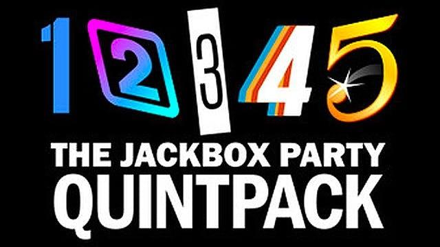 The Jackbox Quintpack