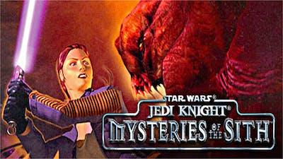 STAR WARS™ Jedi Knight - Mysteries of the Sith™