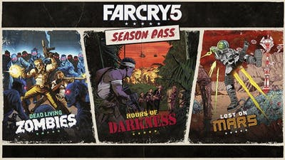 Far Cry 5 - Season Pass DLC