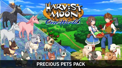 Harvest Moon: One World - Precious Pets Pack